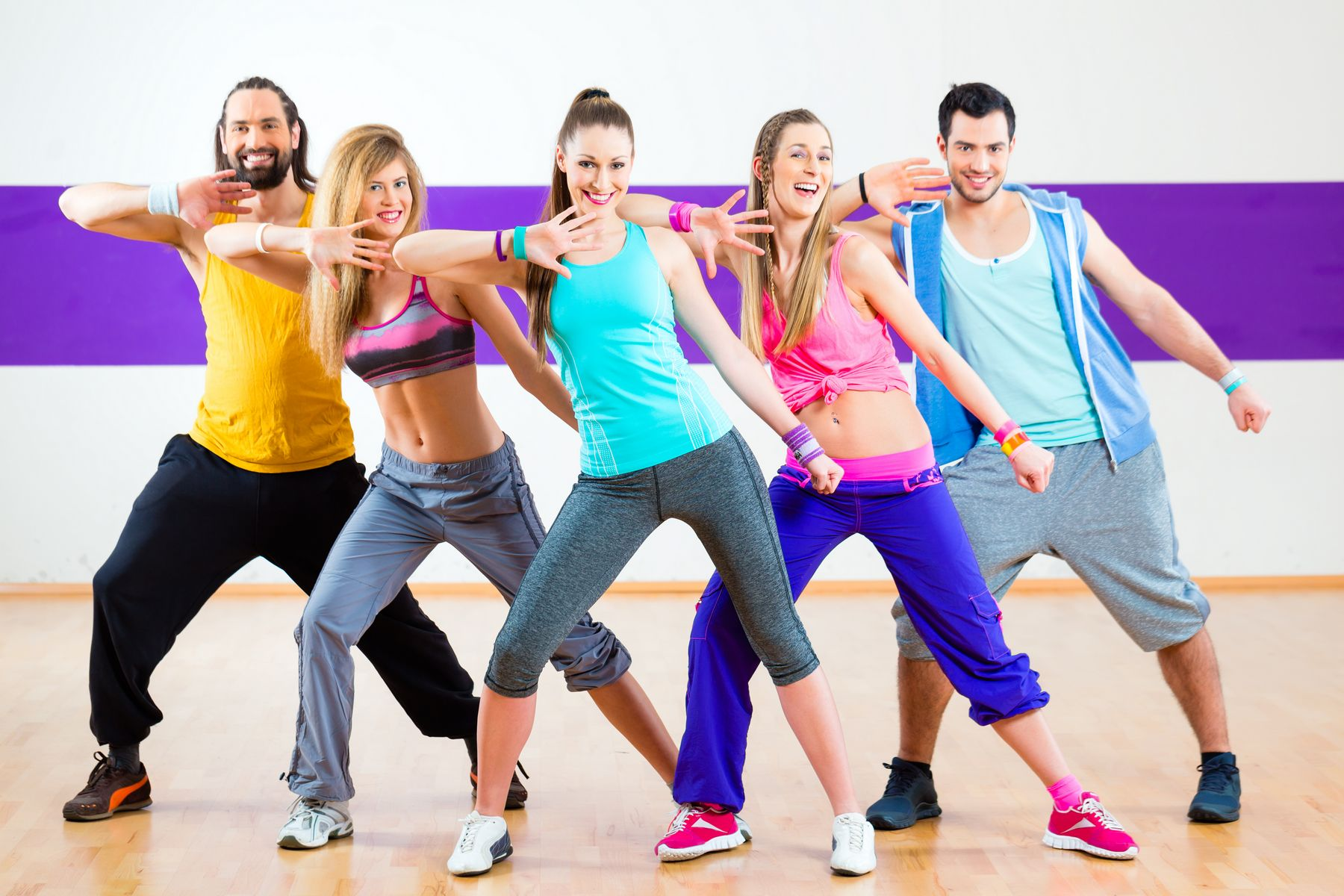 amazing benefits of Zumba dance