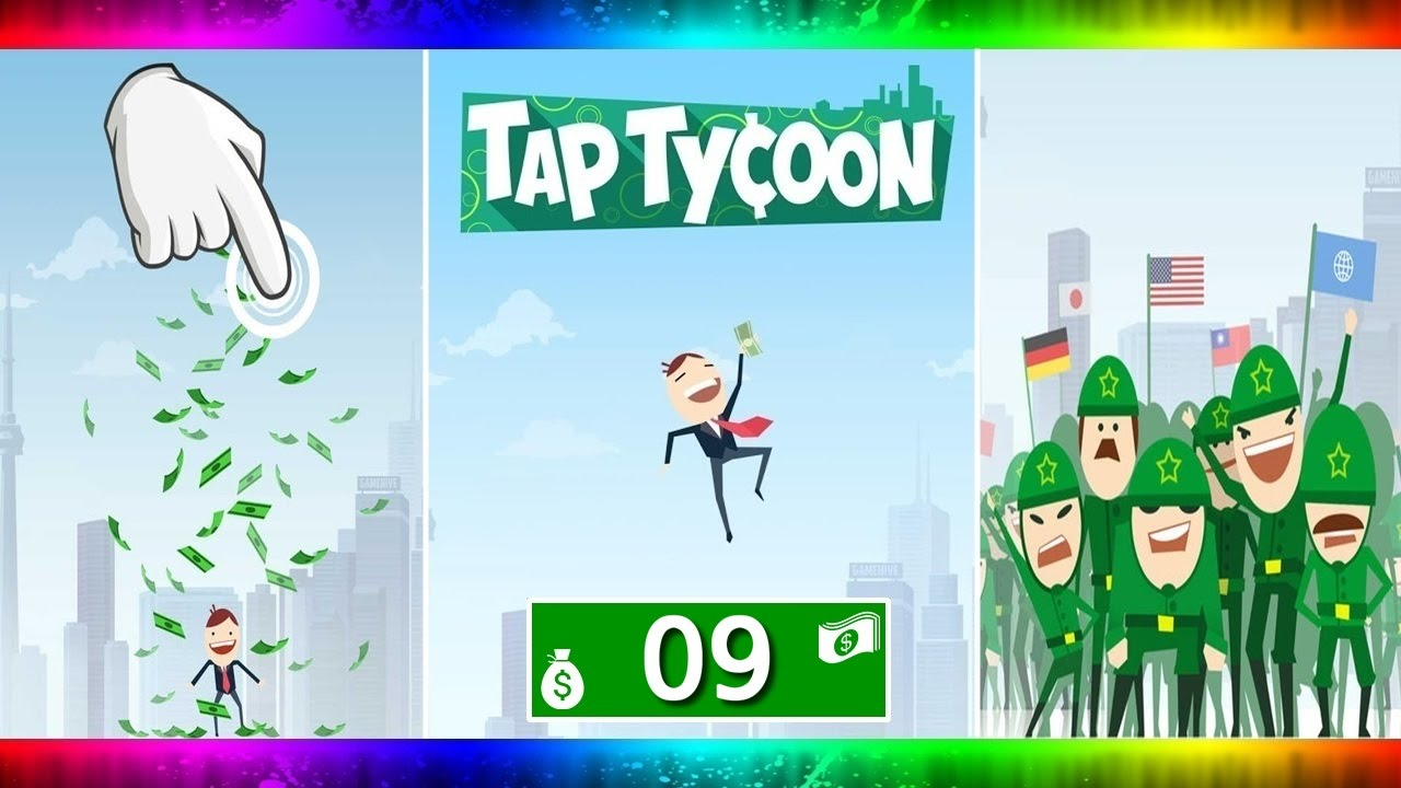tap tycoon game