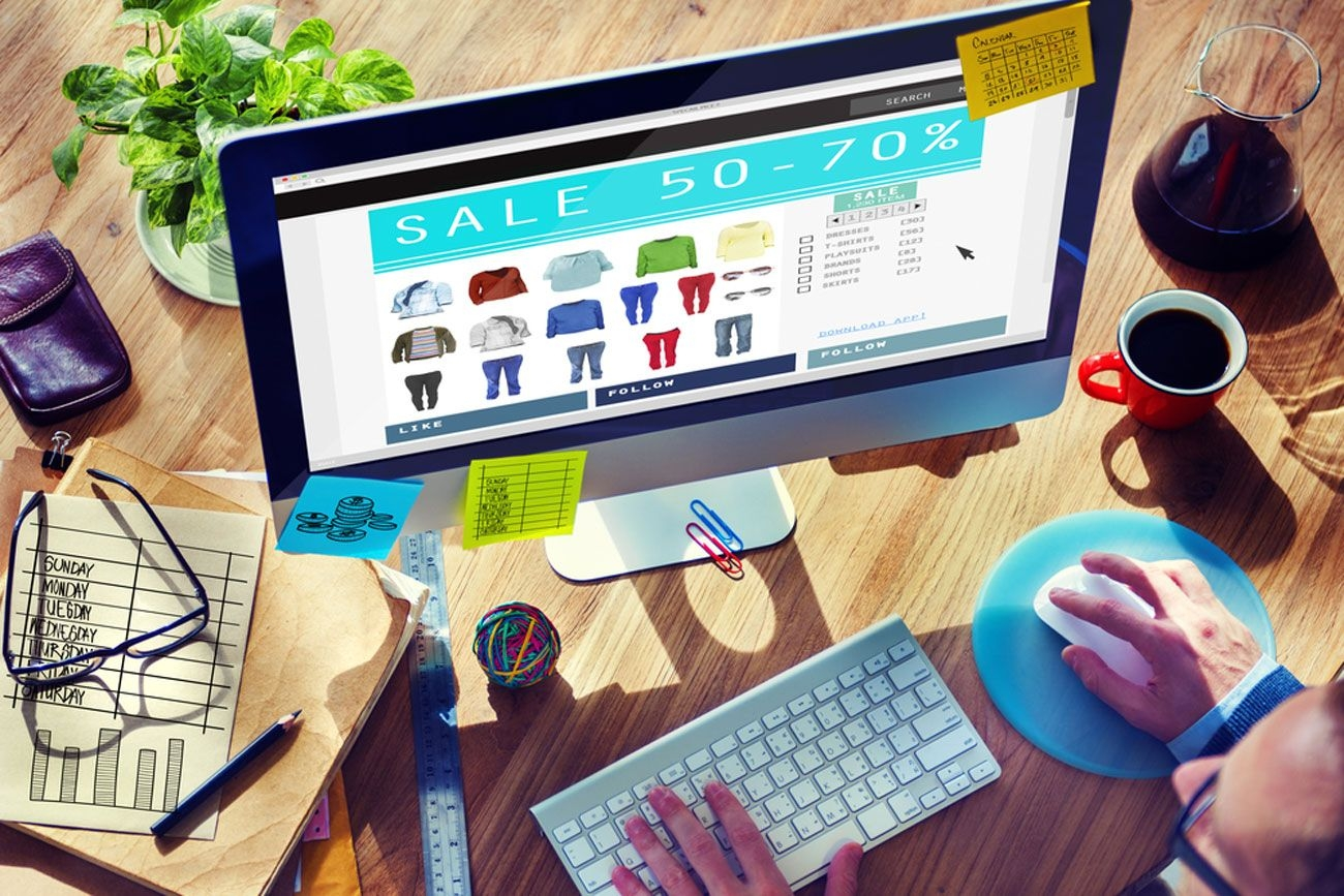 the advantages of an online business