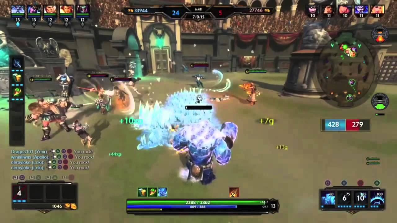 smite game tips and trick