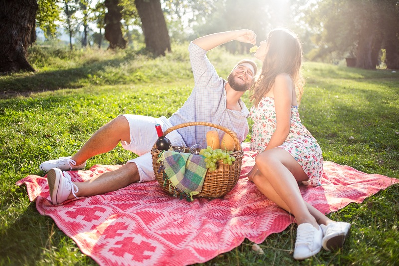 picnic with your couple