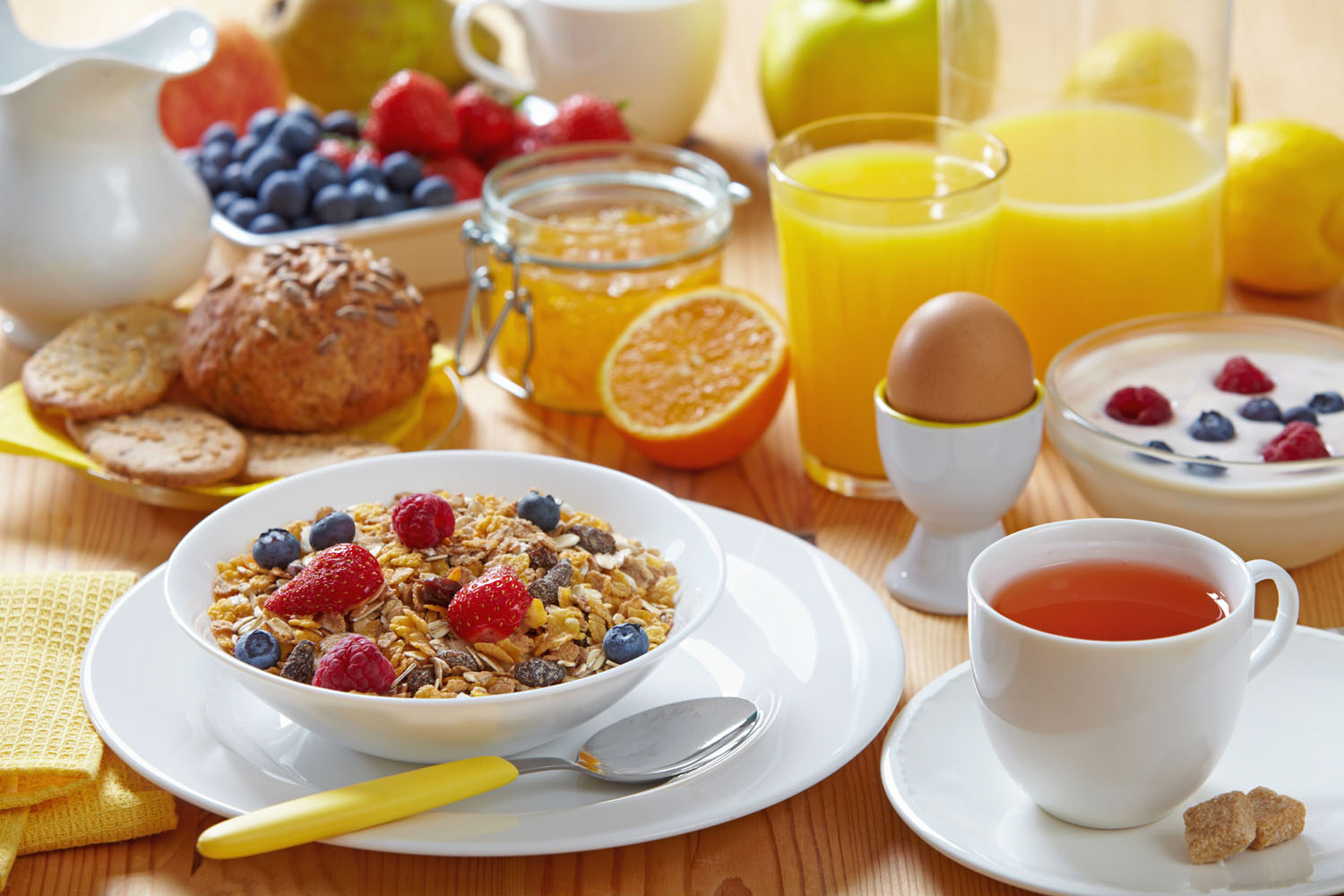 healthy breakfast tips on a diet program