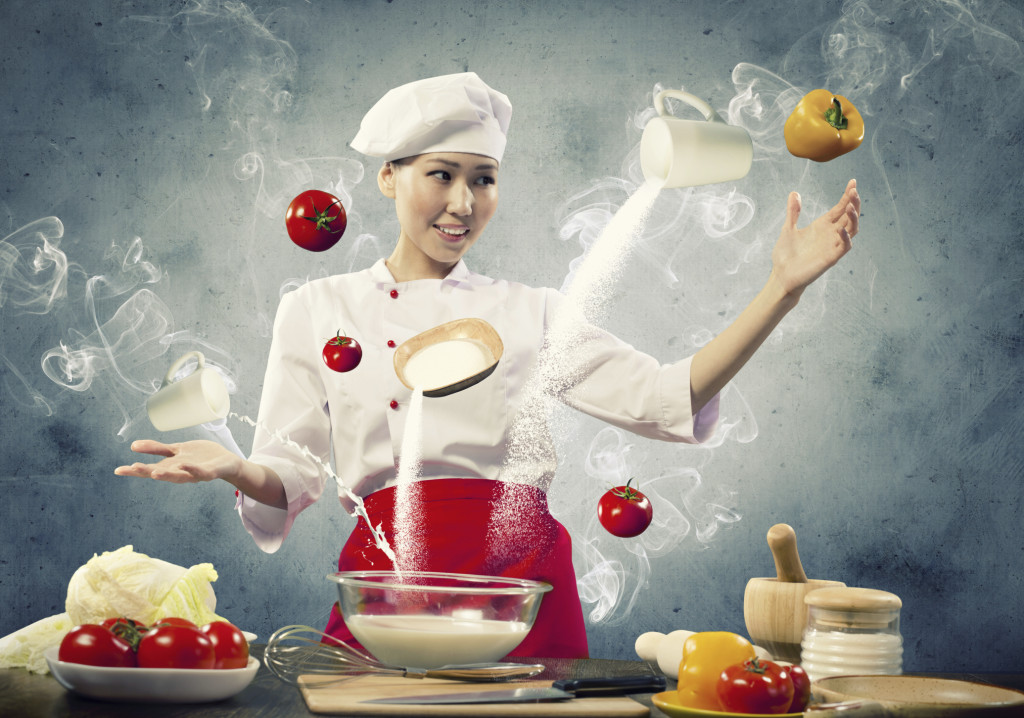 how to start a culinary business