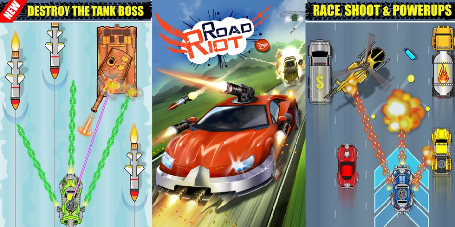 Road Riot game guide