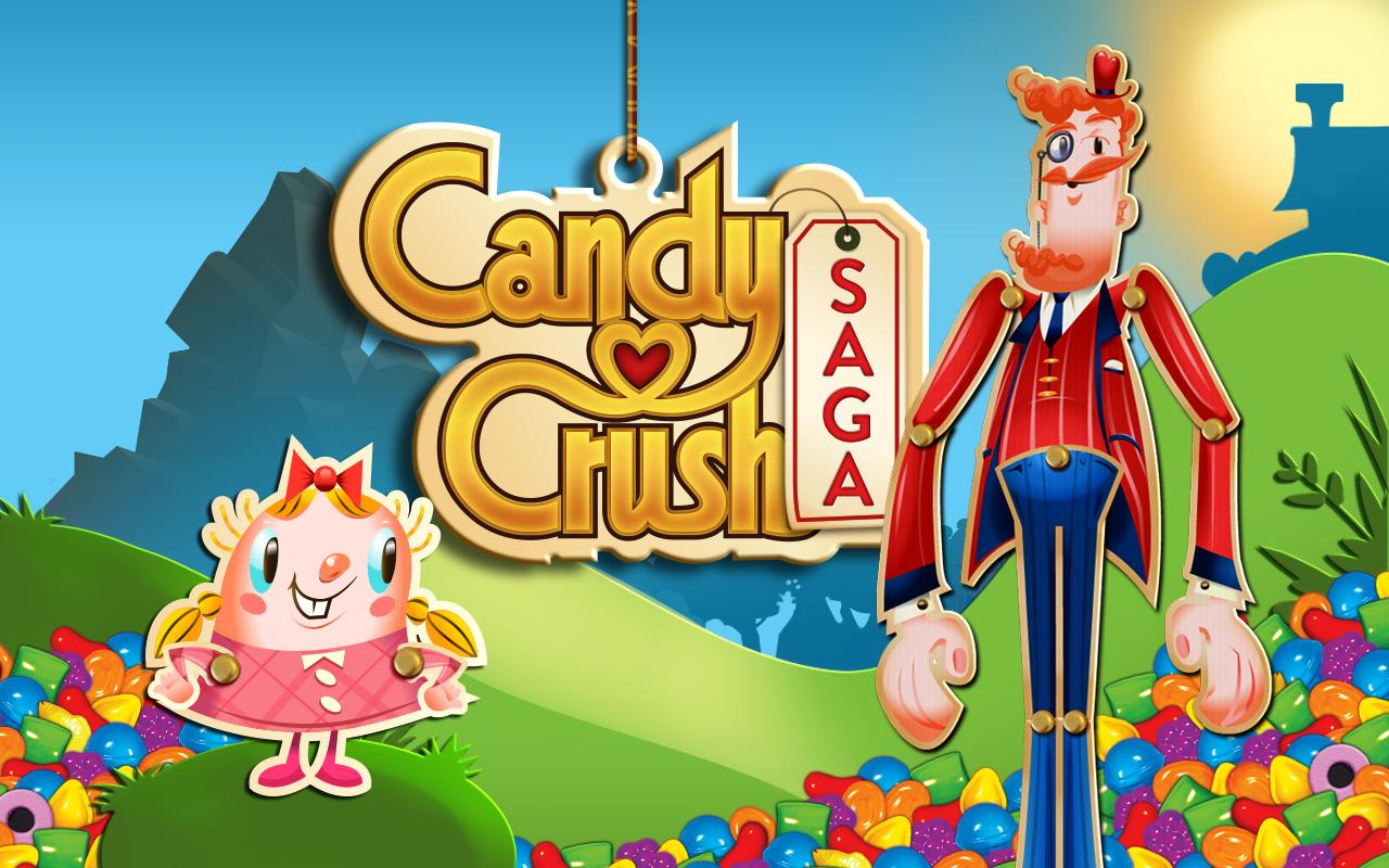 candy crush saga game review