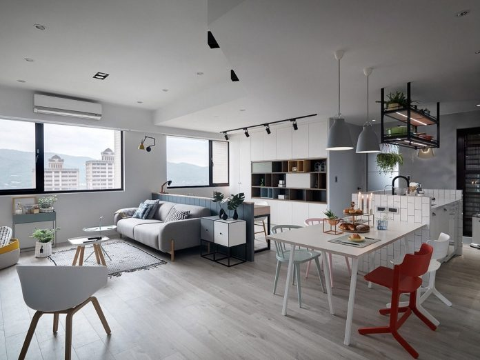 Scandinavian apartment design ideas