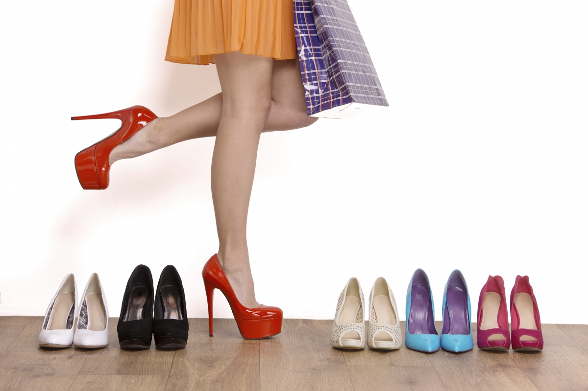 how to choose the right high heels