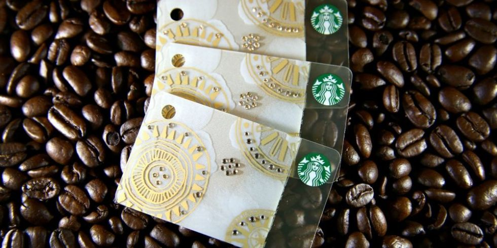 starbucks voucher