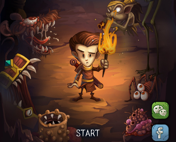 the greedy cave game trick and tips
