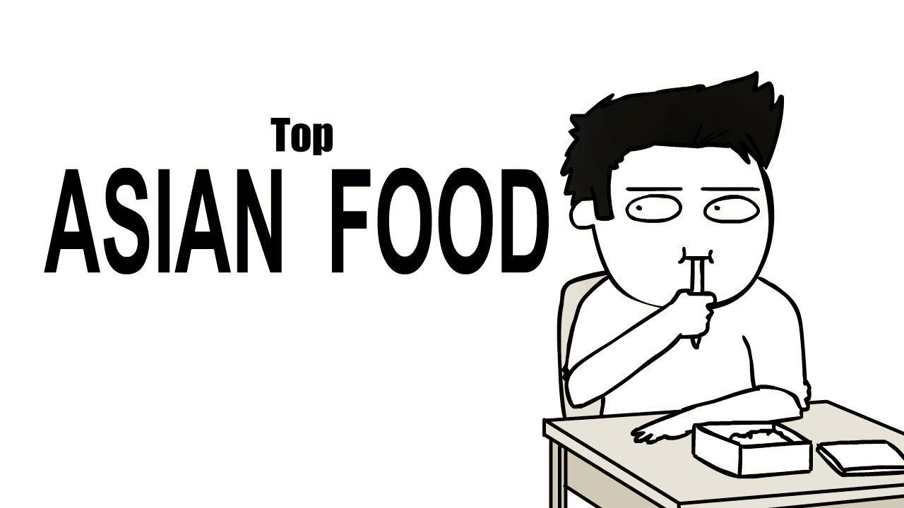 top asian food